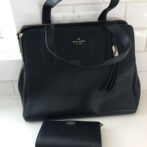 Kate Spade Shopper and wallet